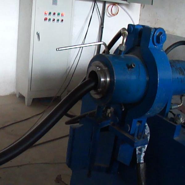 橡胶管生产线视频